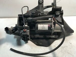 2013 2017 Cadillac Xts Air Ride Suspension Compressor P 23129283 Oem Warranty