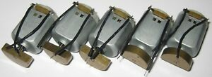 5 X Compact Vibrator Dc Motor 6 Vdc 3000 Rpm Large Offset Weight