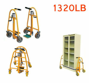 dolly Hand Operated Furniture Dolly Equipment Moving Pair 1320 Lb Capacity