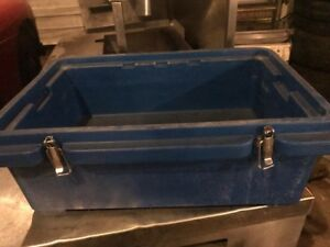 Cambro 160mpc Pan Missing Top Cover Send Offer