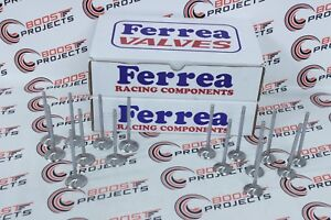 Ferrea Intake Exhaust Valves Hdia 2 19 1 71 For 60 12 Ford Boss 302 351c 429 460