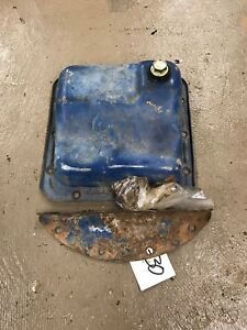 Mitsubishi Satoh Beaver M372 S370 2wd 4x4 Oil Pan And Shield W Bolts