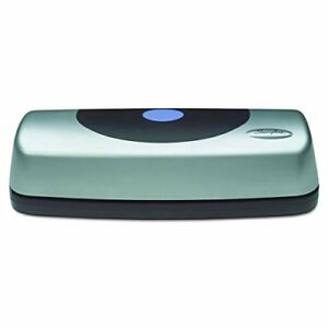 Swingline 3 Hole Punch Electric Paper Punch Portable Desktop 15 Sheets Capaci