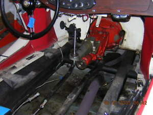 1953 Mg Td Transmission Also Have Almost Complete Engine And Parts As Well