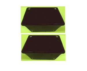 Studebaker Truck C cab Door Access Cover Set Left Right 1949 1964 Free Ship