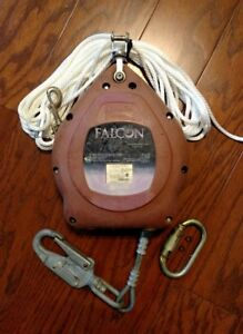 Miller Mp30g 30ft Falcon Self retracting Lifeline Used