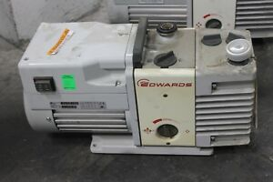 Edwards Rv3 Rotary Stage Dual Stage Vacuum Pump R140 00 004