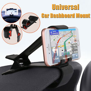Car Dashboard Mount Holder Cell Phone Clip Stand Universal Gps Hud Design Cradle