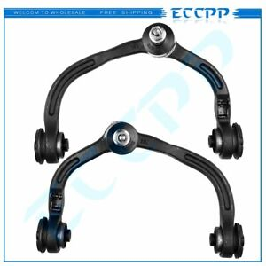 2pcs For 2003 2004 Ford Expedition Lincoln Navigator Front Upper Control Arms