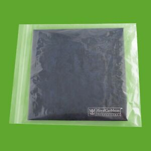 13 X 15 Clear Reclosable Bags Jewelry Zipper Pouches 4 Mil Thick 1500 Pcs