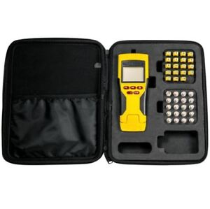 Cable Tester Remote Kit Vdv Scout Pro 2 Lt Tester Electrician s Tool W Case