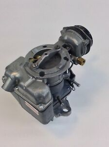Carter Yf Carburetor 6641s 1975 1976 Ford Trucks 300 Engines