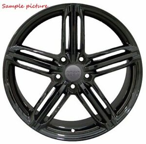 4 New 18 Replacement Wheel For Audi A3 A4 A5 A6 A8 Q5 Rs6 Rims 24319