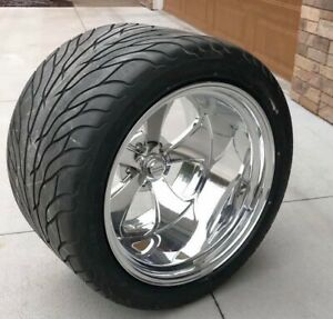 Vf 491 American Racing Forged 15x12 Custom Bilt Ford Chevy Buick Olds Mopar