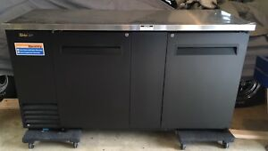 New turbo Air Tbb 3sb 69 Undercounter Back Bar Beer Cooler Refrigerator