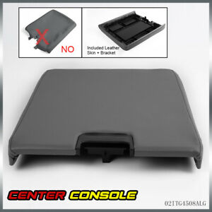 Gray For Chevy Silverado Gmc Sierra Center Console Lid Bench 924 836 20864154