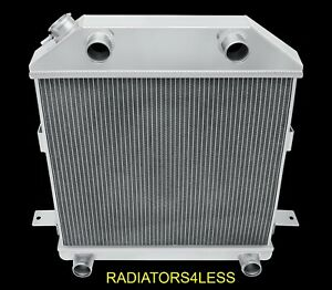 Champion 3 Row Aluminum Radiator 39 40 41 Ford Car Sedan Mercury Coupe Flat Head