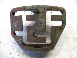 John Deere 60 Orchard Tractor Gear Shift Quadrant