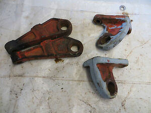 Case 300 310 430 Tractor Eagle Claw Lower Lift Arm Brackets