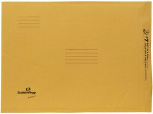 Duck Brand 7 Bubble Wrap Cushioned Tan Kraft Envelope 14 X 9 25pk