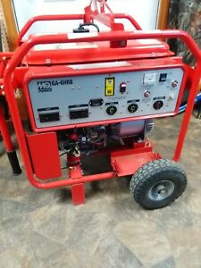 Multiquip Ga6hrs 9 5 Hp 60 Hz 3600 Rpm 240 Volt Brushless Gasoline Generato