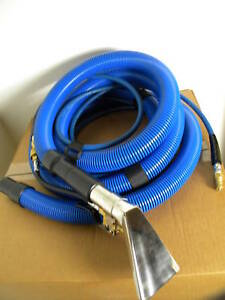 Carpet Cleaning Auto Detail Vac solu Hoses Tool
