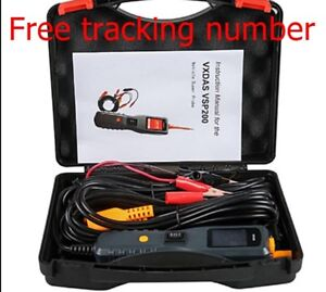 Probe Power Scan Tool Test Lead Set Combo Kit Vsp200 Electrical System Circuit
