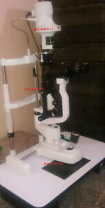 Optical Optometry Equipment Slit Lamp Microscope 2 Step Approved By Dr harry