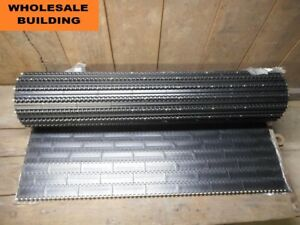 Habasit Flat Top Plastic Conveyor Belt M5015 W 48 L 5 Pitch 2