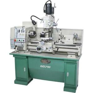 G0791 Grizzly 12 X 36 Combination Gunsmithing Lathe mill