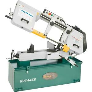 G9744z2 Grizzly 10 X 18 1 5 Hp Metal cutting Bandsaw