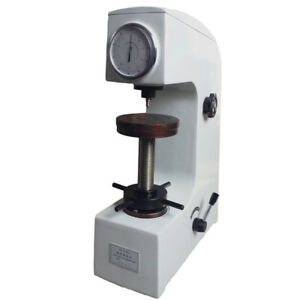 Hr 150c Rockwell Hardness Tester Manual Metal Hardness Tester