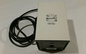 Cole Parmer Masterflex 7543 20 Peristaltic Pump Drive Working