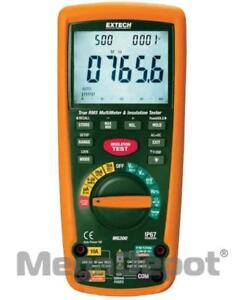 Extech Mg300 Wireless True Rms Digital Multimeter insulation Tester 915mhz