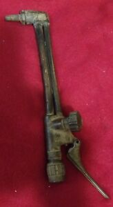 Vintage Purox Cutting Torch Welding Metal Work Needs Cleaning Untested