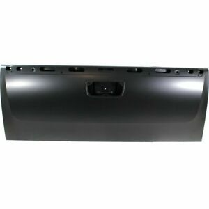 New Gm1900125 Tailgate Steel For Chevrolet Silverado 1500 2007 2013