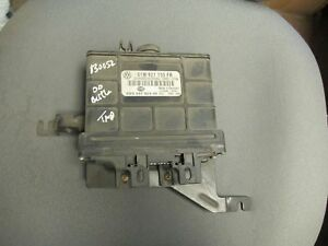 Chassis Brain Box Transmission Control Module 1 8 Vw Beetle Type 1 99 00 01