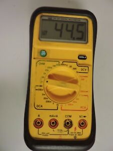 Uei Dm383 Digital Multimeter h42