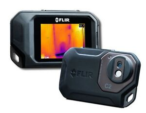 Flir C2 Compact Pocket sized Thermal Imaging Camera System 72001 0101 With Msx