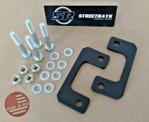 Sr Chevy Gmc Silverado Sierra 07 18 Front 1 2 Lift Leveling Kit Lower Mount