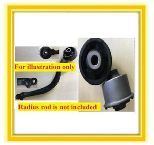 2 Radius Rod Bushings For Lexus Gs300 430 00 04 400 00 Sc430 2002 10 Front Arms