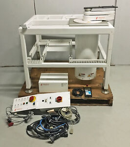 Ir 820 4 axis Scara High Throughput Wafer Handling Robot Controller teach Pend