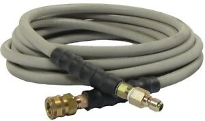 0 375 In X 50 Ft Kink Free Wrapped Hose Quick Connect Pressure Washer Accessory