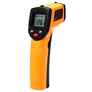 Digital Infrared Thermometer 50 To 600 58 To 1112 non contact Laser Lc