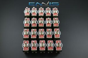 20 Pcs Toggle Switch Dpdt Center Off Toggle 3 Amp 250v 6 Amp 125v 6 Pin Ec 1500