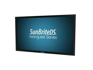 Outdoor Weatherproof Digital Signage Monitor Tv 2 500 Nit Sunbrite Ds 5525l Demo