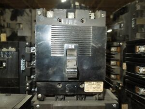 Square D Type Ml 1 999320 20a 3p 600vac Circuit Breaker Used