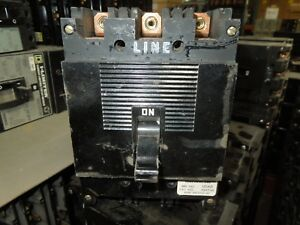 Square D Type Ml 1 989740 40a 3p 480vac Circuit Breaker Used