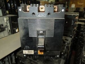 Square D Type Ml 1 999350 50a 3p 600vac Circuit Breaker Used