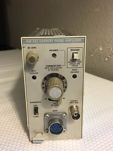 Tektronix Am 503 Current Probe Amplifier
